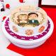 Buy Eternity Love Anniversary Cake