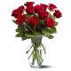 Buy Breathtaking Long Stemmed Roses