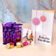 Buy Silk Choco Rakhi Celebration