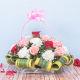 Buy Love Basket Of Rose