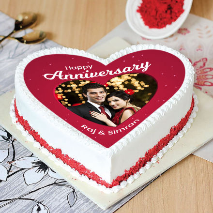 Online Anniversary Cakes Delivery Order Anniversary Cake Online 399 Winni